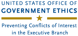 United States office of Government Ethics, Preventing Conflicts of Interest in the Excutive Branch
